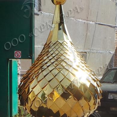 Нитрид титана под золото