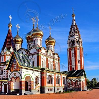 Храм всех Святых в Гусеве Калининград