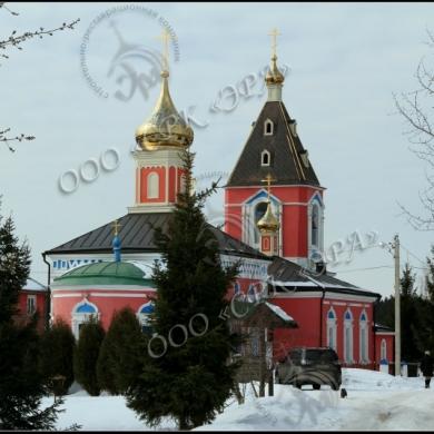 Храм Архистратига Божия Михаила в селе Былово, Подольского района