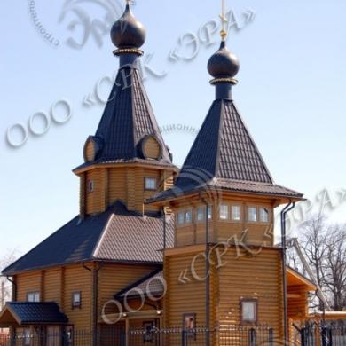 с. Козино. Церковь Троицы Живоначальной