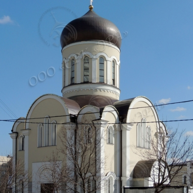 храм Святого Праведного Алексия Московского в Вешняках