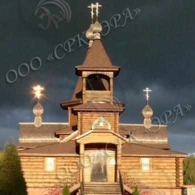 Церковь во имя Божией Матери Спорительница Хлебов