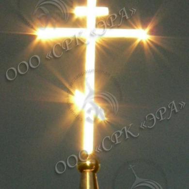 Изготовление купола с крестом для Церкви во имя Божией Матери «Спорительница Хлебов»