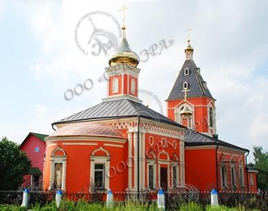 Церковь Архистратига Божия Михаила в с. Былово, МО (Стало)